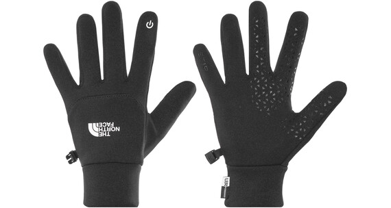 The North Face Etip Glove tnf zwart